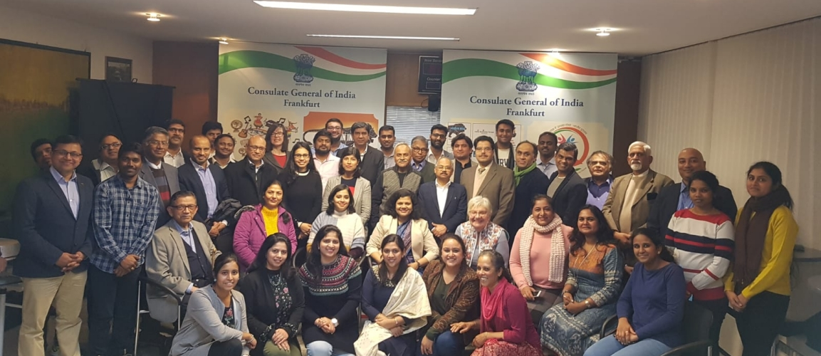 The first quarterly meeting for Friends of India Group for year 2020 was hosted by the Consulate at its premises on 6th February 2020